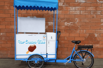 How To Start An Ice Cream Truck Or Bicycle Business