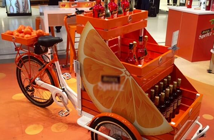 Several Big Benefits Of Buying a Vending Bicycle