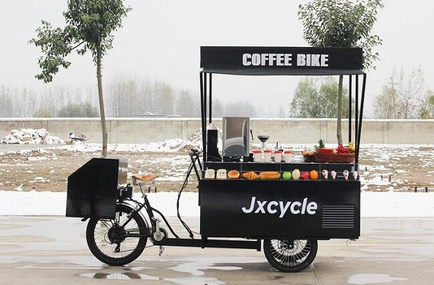 7 Cool Cycling Vending Machines