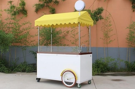 How To Make Your Own Hot Dog Cart