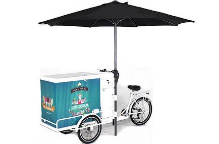 Used Ice Cream Bikes for Ice Cream Vending Business