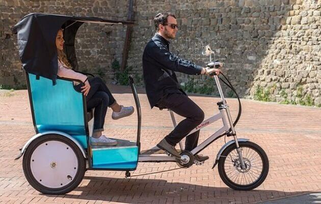 damping pedicab rickshaw 4