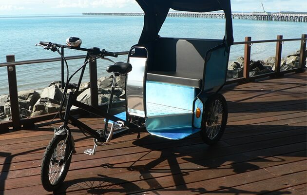 electric pedicab rickshaw 1