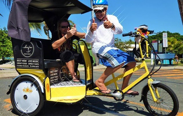 electric pedicab rickshaw 3