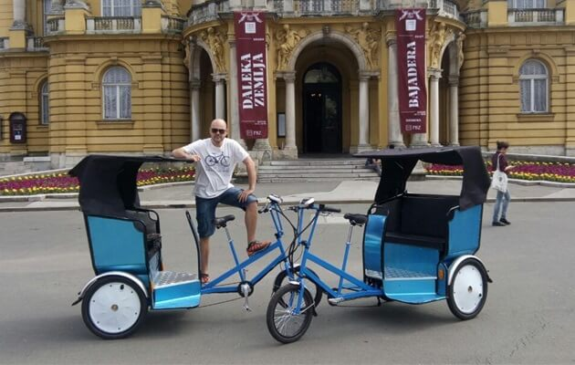 electric pedicab rickshaw 4