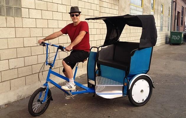pedicab rickshaw 2