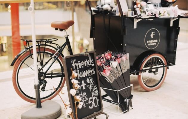 flower bike 3