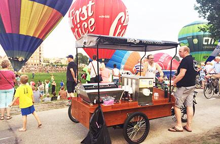 Mobile coffee bicycle for sale,what you should know