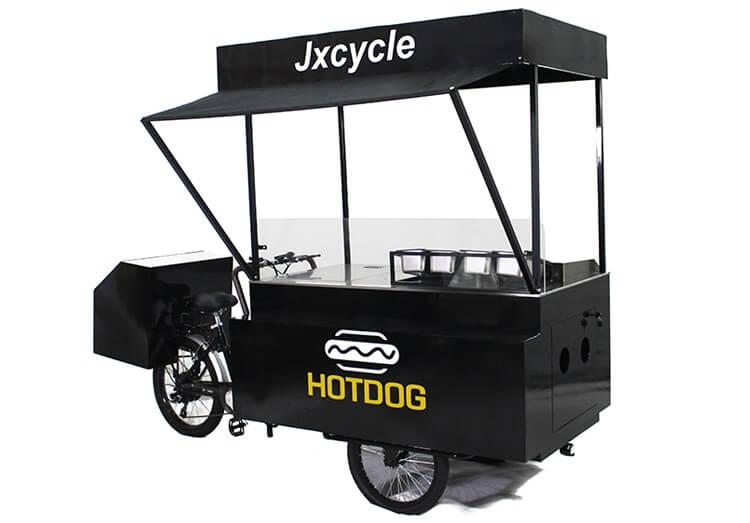 Hot Dog Bike
