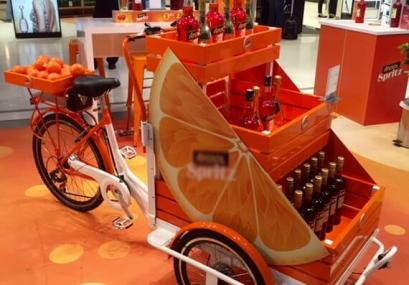 Jxcycles Has Many Types of Vending Bikes for You to Choose From