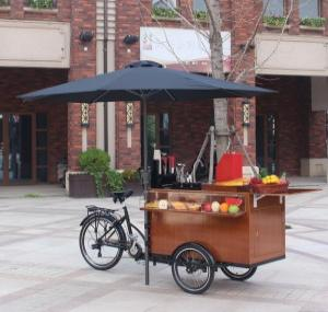 Difference Between a Coffee Bike and Coffee Shop