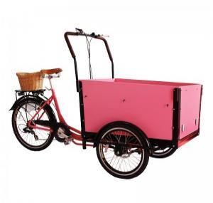 Newly Designed Cargo Bike