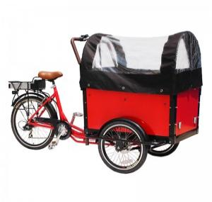 The Role of Cargo Bikes
