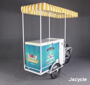 Where Ice Cream Bikes Are Best for Business